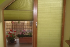 PLEATED BLINDS35