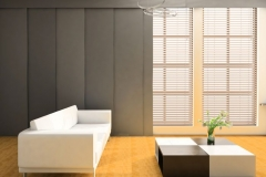 Panel blinds8